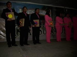 CLAUSURA DE CURSOS GENERACION 2010-2013